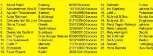 181 Pemenang Undian Energen Periode 1