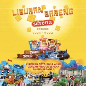Liburan Bareng Serena Berhadiah Trip Ke Legoland