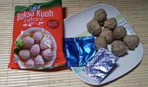 Bakso Sapi Kuah So Good : Kenyal, Berasa Banget Sapinya