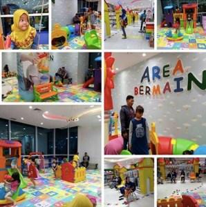 Arena Bermain Gratis Di Rita Super Mall Purwokerto