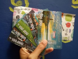 Voucher Indomaret 500K Hadiah Kontes Foto Samyang Buldak