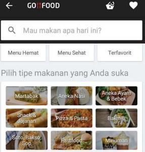 Cara Mudah Order Go Food Di Purwokerto