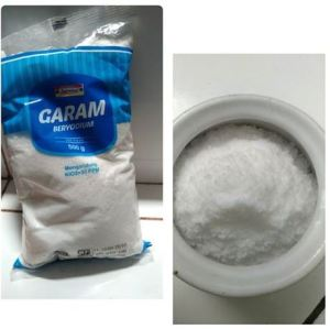 Garam Beryodium Indomaret : Halus, Higienis,