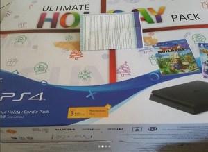 Sony PS4 Ultimate Holiday : Hadiah Jingle Mentos Marbels