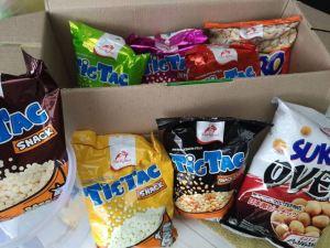 Goodie Bag Tic Tac : Hampers Hadiah Hiburan Tic Tac Batik