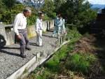 安全重視…道路や生活環境の改良改善求め現地調査