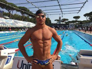 Edoardo Bertelli record sardo assoluto 50 rana 28.53