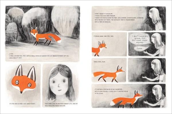 Jane, el zorro y yo
