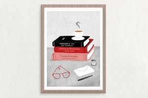 Ilustracion-personalizada-libros-favoritos