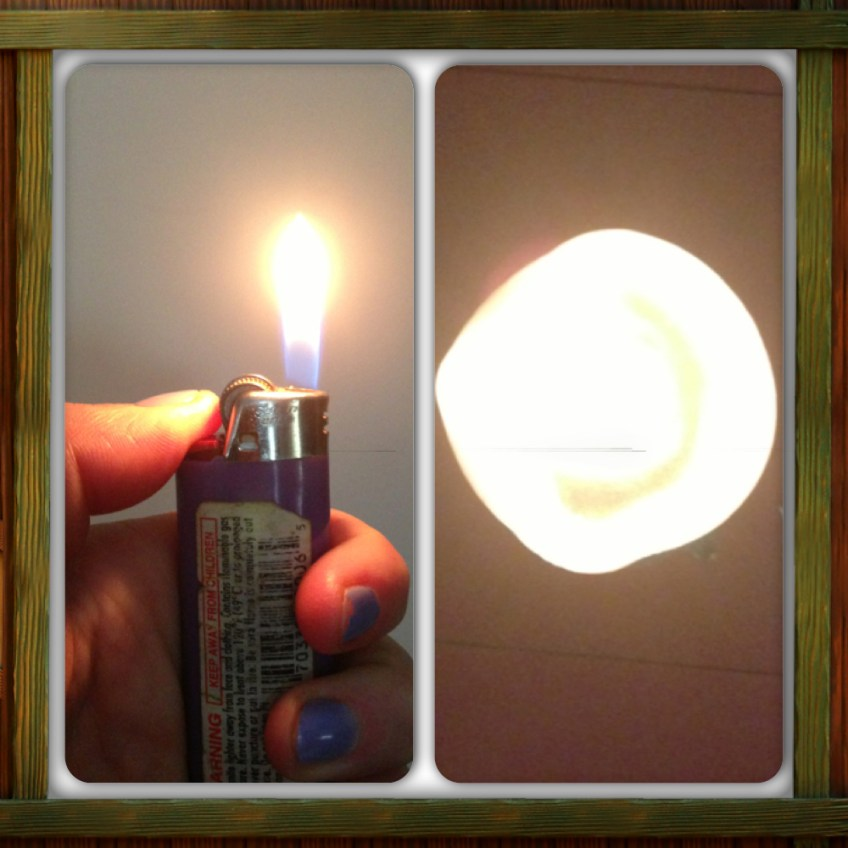 lighter:light