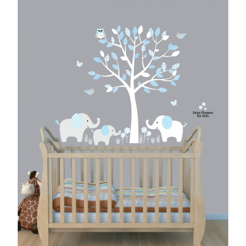 Medium Crop Of Nursery Wall Decals