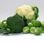Les crucíferes i verdures de fulla verda són els aliments més rics en K1
