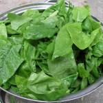 Espinacs, verdura rica per excel·lència en magnesi