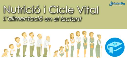 Apunts - Nutricio i Cicle Vital -UD1 - Alimentacio en el lactant