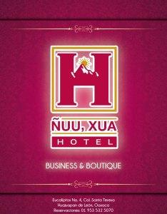 Hotel Ñuu,Xua