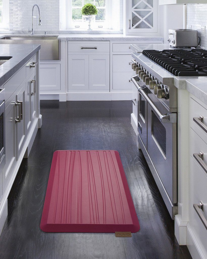 red kitchen rugs mats cushioned kitchen floor mats red kitchen rugs and mats