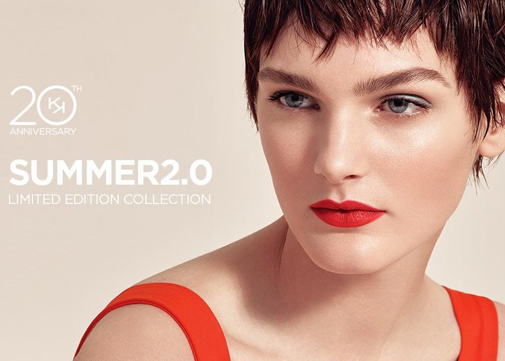 Kiko Summer 2.0 Collezione Trucco Estate 2017
