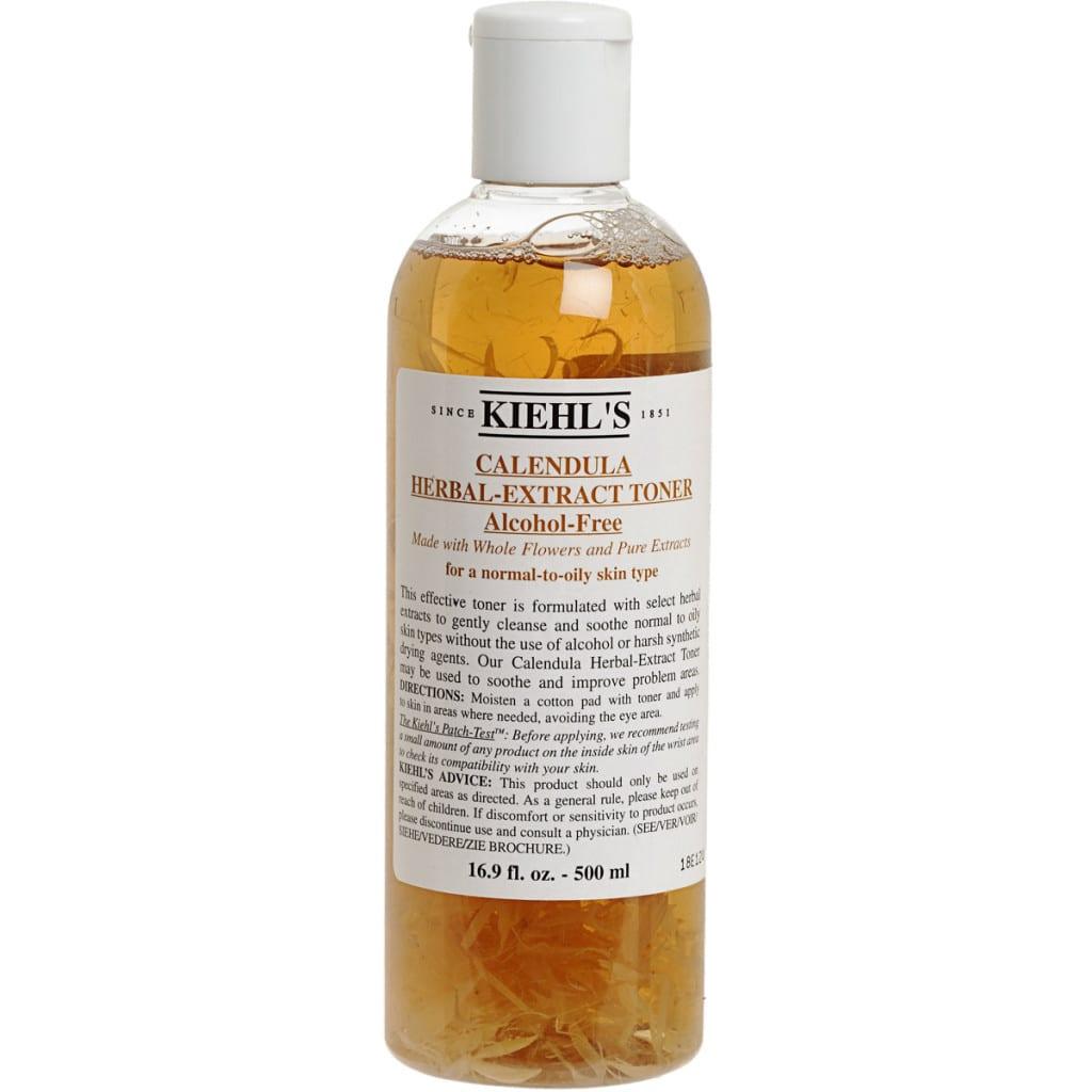Kiehl's Calendula Herbal Extract Toner alcool Free