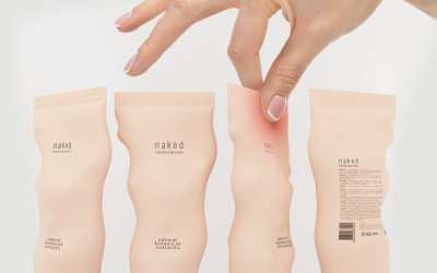 Packaging che arrossisce di Stas Neretin