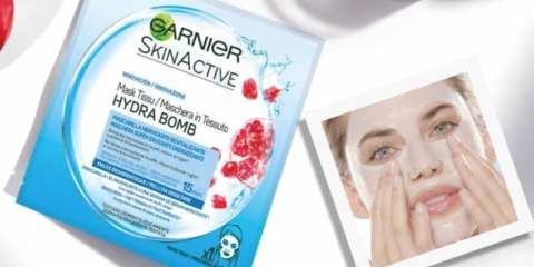 Maschere Tessuto Garnier