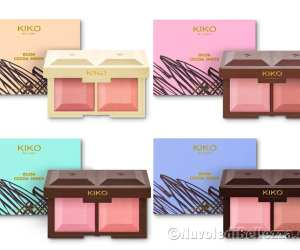 Blush Cocoa Shock Kiko