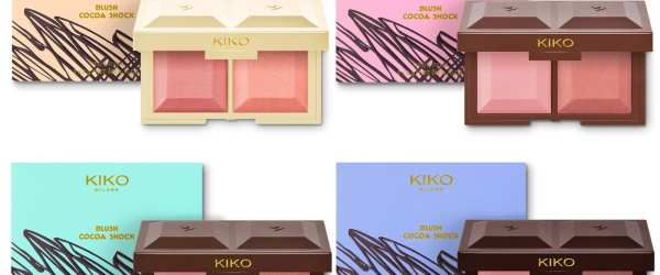 Blush Cocoa Shock Kiko