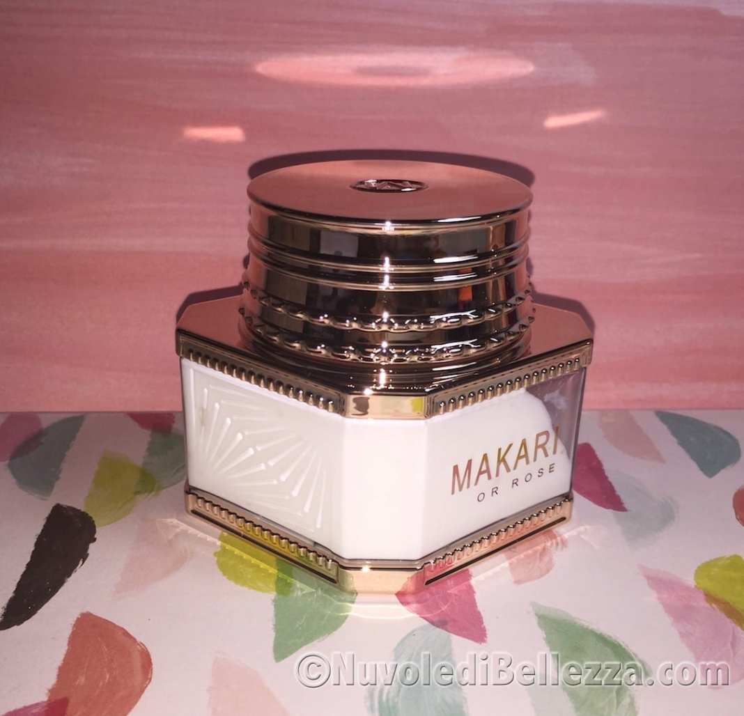 Makari 24K Gold Night Treatment Cream