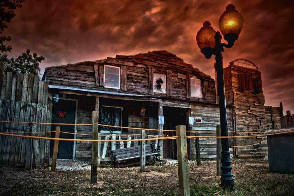 NWA Haunted House Attractions