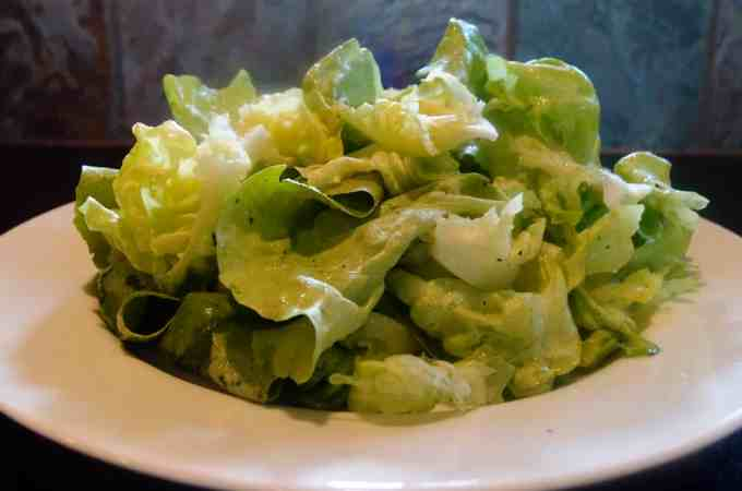 The Simplest Salad In The World