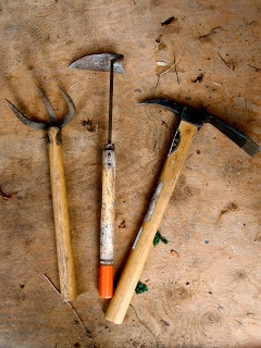 Tools For A Hand Job