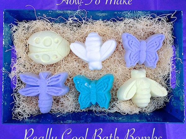 How To Make DIY Really Cool Bath Bombs