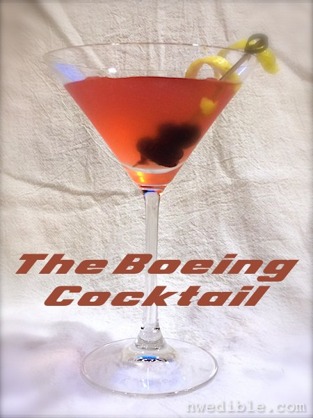 The Boeing Cocktail
