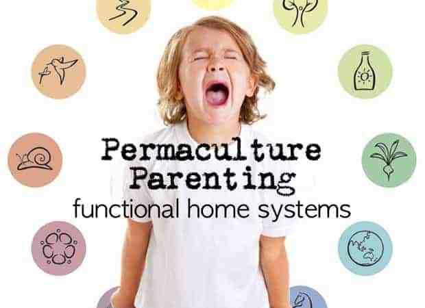 Permaculture Parenting