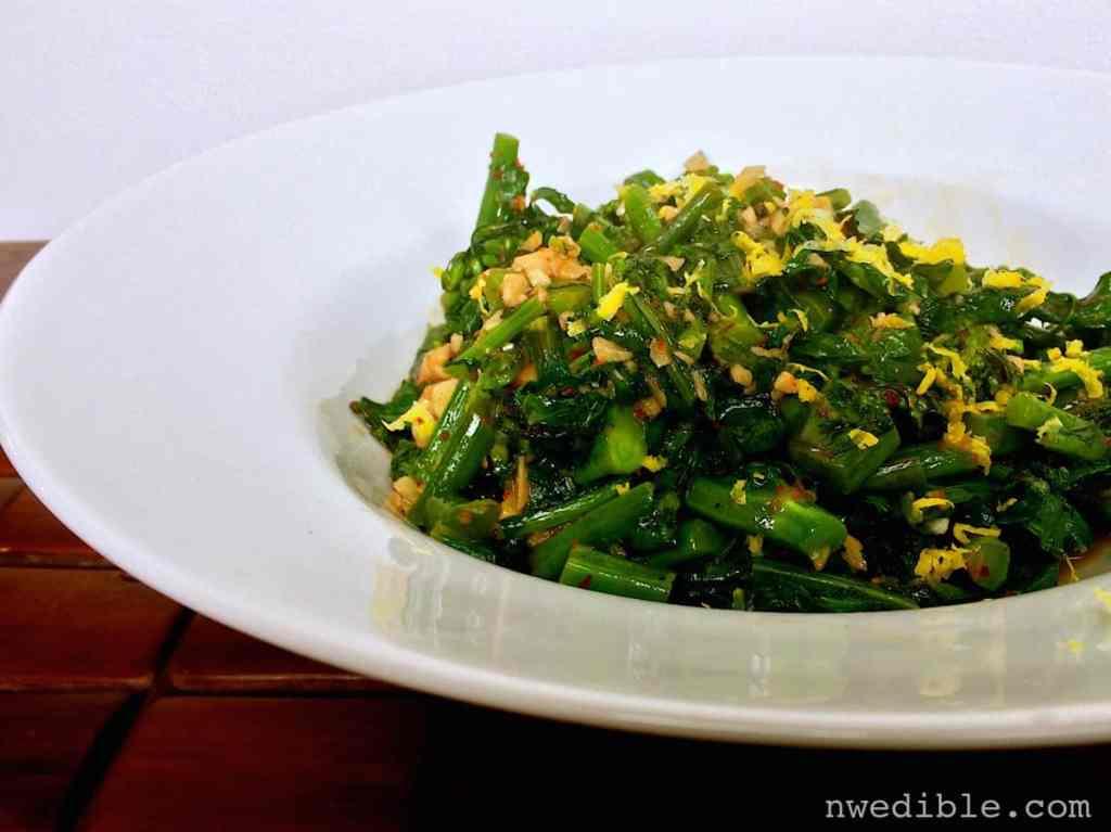 Kale Florets36