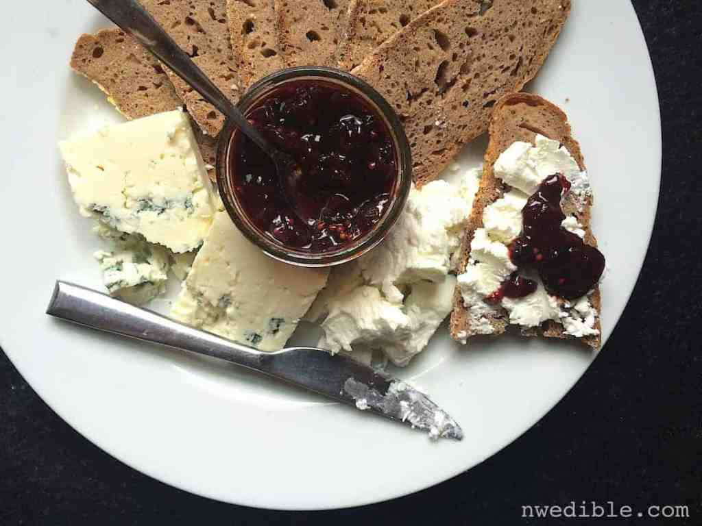 Cheese Cherry Chutney