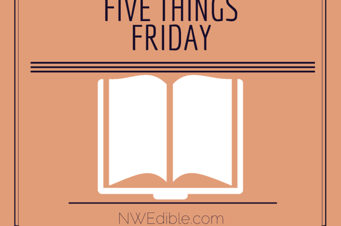 5 Things Friday: 5/5/17