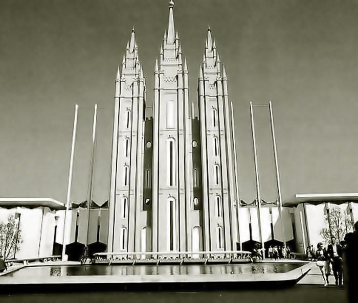 Mormon pavilionE