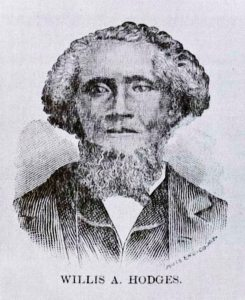 Willis Hodges of Williamsburg was a  significant evangelical leader in New York City. His brother William pastored in Williamsburg-Greenpoint.