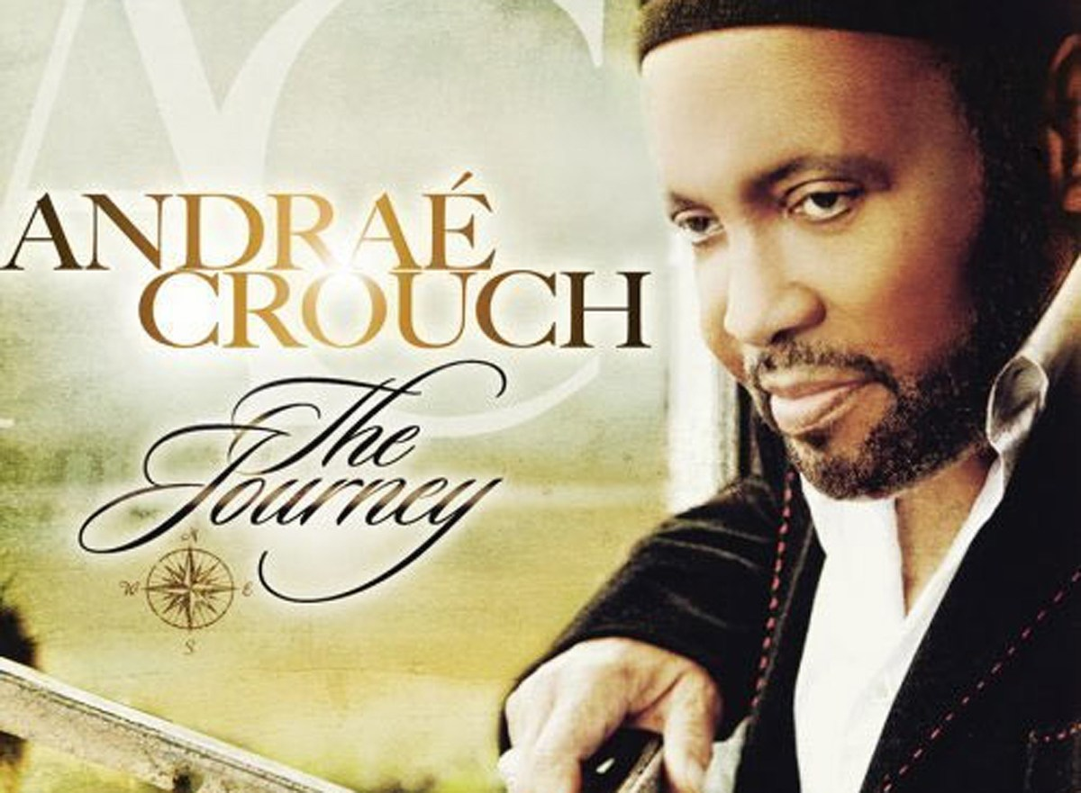 Tribute to the late Andrae Crouch by Long Island pastor & gospel singer Donnie McClurkin