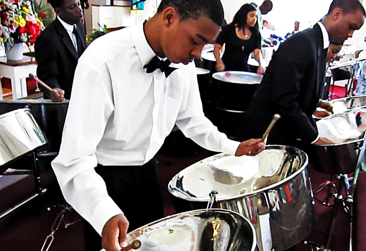 Music video: Shining & Rising Stars Steel Pan Orchestra