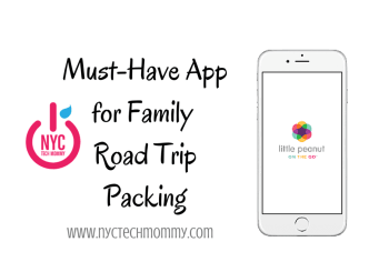 Must-Have App for Family Road Trip Packing – Little Peanut On the Go