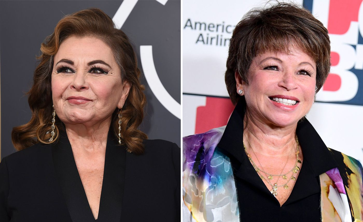 Roseanne Barr fired after racist tweet about Valerie Jarrett  post     Roseanne Barr was condemned on social media for a tweet about Valerie  Jarrett