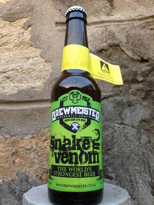 Medium Of Highest Abv Beer