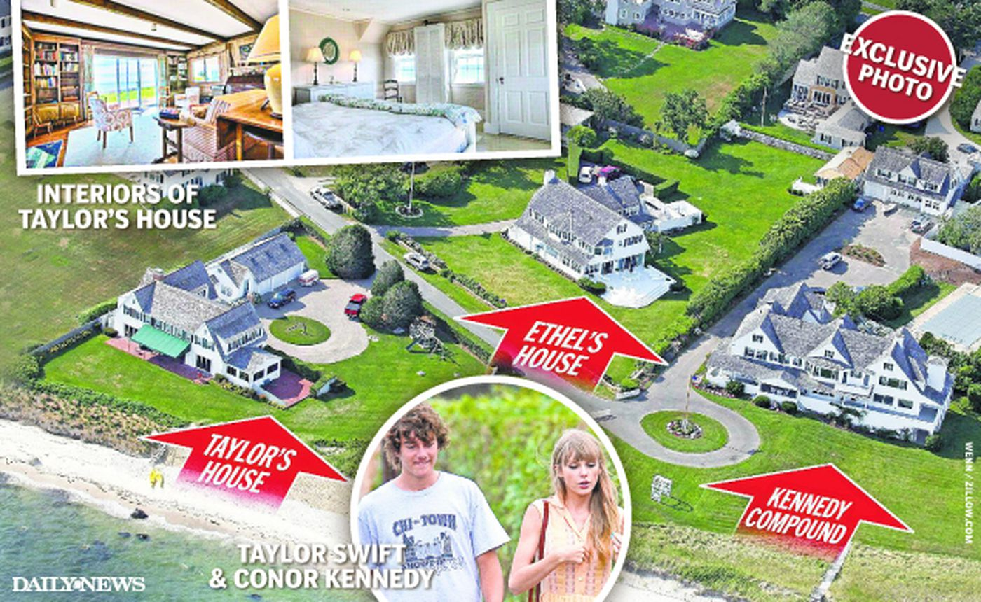 Fullsize Of Taylor Swift Home