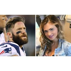 Small Crop Of Julian Edelman Wife
