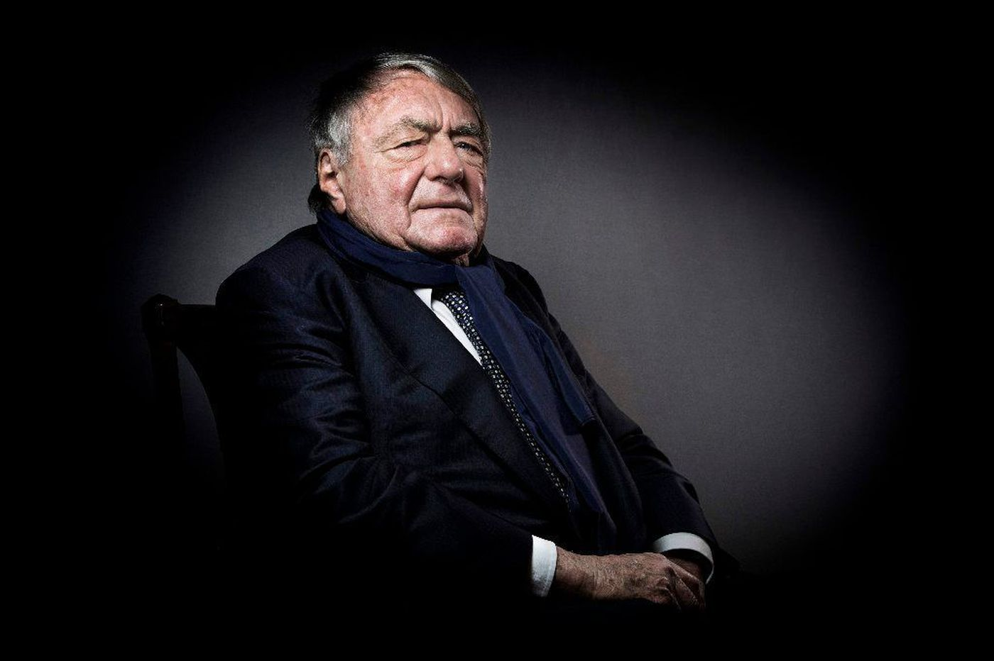 Claude Lanzmann  director of  Shoah   dies at age 92   NY Daily News Claude Lanzmann  director of  Shoah   dies at age 92