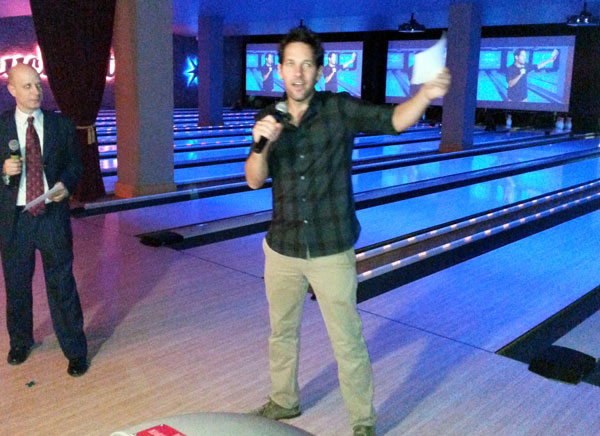 Bowling & Billiards For Our Time with Paul Rudd