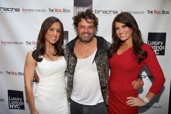 Andrea Tantaros, Domingo Zapata, Kimberly Guilfoyle
