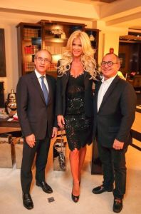 Christopher Theo, Victoria Silvstedt, George Ledes