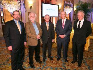 Dr Josh Gordon, Dr Rene Hen, Dr Harold Koenigsberg, Dr Michael Meany